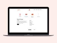 Web Design // Laikin Studio