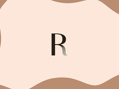 R Mark // The Renatural logo design icon trademark brand design graphic design logo brand identity logodesign logo brand and identity branding graphic design