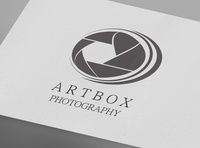 Photography logo desing