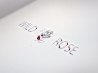 Flowers logo desing