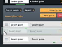 Web App UI Design 5