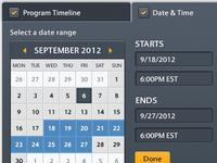 Web App UI Design 4
