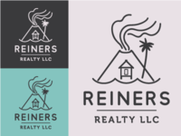 Reiners Realty Logo Concept