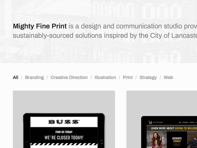 Portfolio Website wip portfolio website