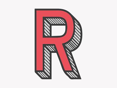 The Roundup brand typography