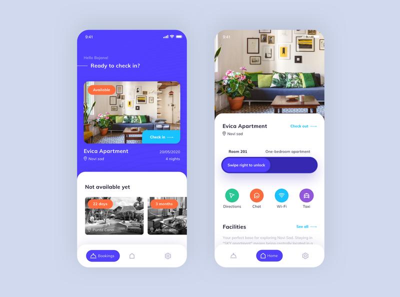 Cozzy - Smart Hotel App