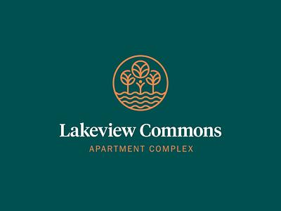 Designing a logo for the gated community moyedesign moye green orange sophisticated elegant logodesign logo