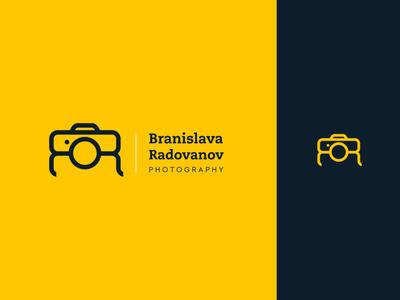 Branislava Radovanov Photography Logo