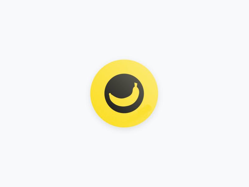 Banana logo logo design logotype logo