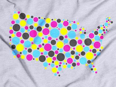 CMYKmerica t-shirt jsteinberg cotton bureau cmyk