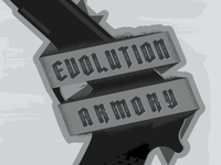 Evolution Logo WIP