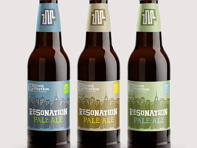Beer Label illustration jsteinberg design beer