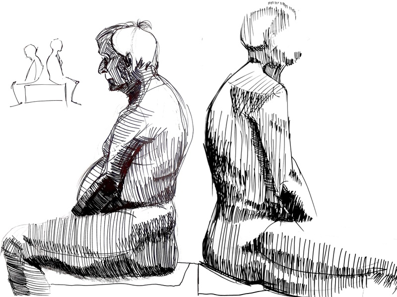 Anatomy Study illustration
