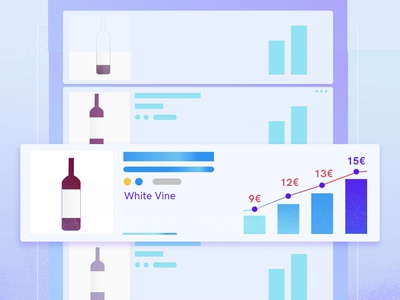 Find your vine with Grape Manager
