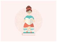 Bookworm Mabel