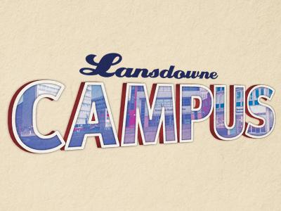 Lansdowne Campus title