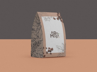Aromosa Coffee - Brand Design