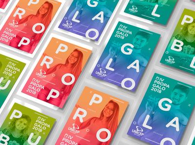 IV Propagalo 2018 - UNICEP - Communication