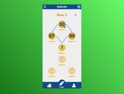 Quick Prototype - Language Learning App