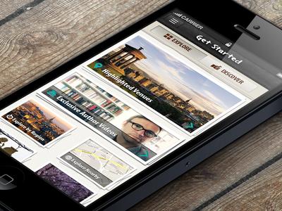 Edinburgh Book Trail App