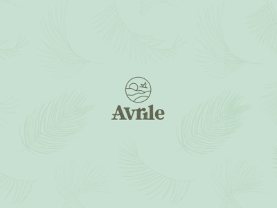Avrile draft proposal mark symbol design brand branding logo design logo avrile