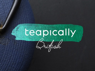 Teapically British Logo