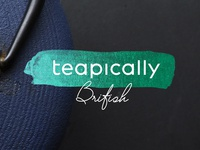 Teapically British Logo