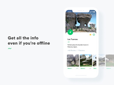 Climbapp shot 6 application user experience ux ui design design ui app climbing climbapp