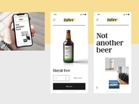 Pafler Brewery Mobile Web