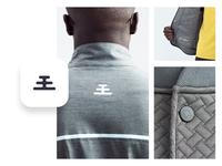 Ulterior brand 2 apparel logo clothing brand apparel clothing brand design logotype logo design mark symbol logo branding design brand ulterior