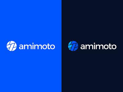 AMIMOTO Logomark hosting wordpress