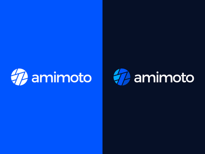 AMIMOTO Logomark hosting wordpress