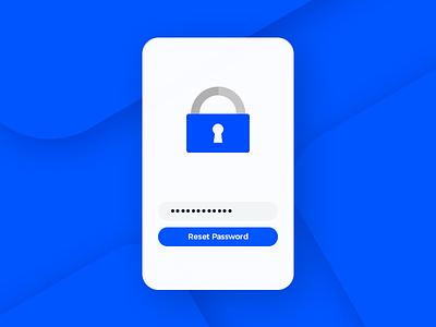 Forgot Password? password