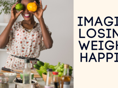 Lose Weight Happily Website graphic