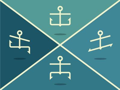 Anchor Dance anchor dance dancer sea flag sailor seafarer seaman mariner icon flat man