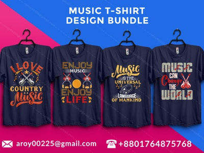 music t-shirt design bundle teeshirt tees musiclovertshirt musictshirt minimal t-shirt design design t-shirt branding typography music art musiclover musician music
