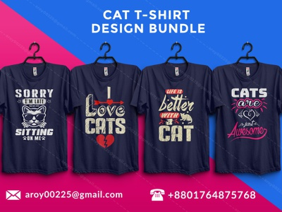 cat t-shirt design bundle minimal t-shirt design design t-shirt branding typography catlovertshirtdesign catsloverdesign catdesign catlovers catslovers catlover cats cat