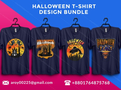 halloween t-shirt design bundle tees tee minimal t-shirt design design t-shirt branding typography halloweentshirtdesign halloweentshirts halloweendesign halloweenlover halloween party halloween design halloween