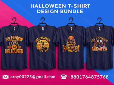 halloween t-shirt design bundle halloweentshirtdesign halloweentshirts tee tees minimal t-shirt design design t-shirt branding typography halloweenlover halloween bash halloween design halloween