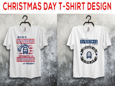Christmas day t-shirt design