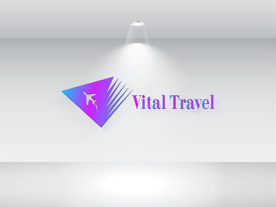 Travel logo design
