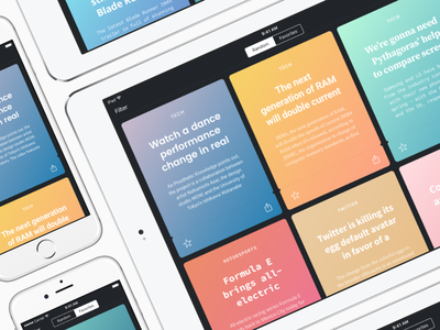 Fontcards – Font Picking Tool tool picking combinations ipad gradient pair ios app cards font