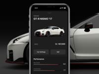 Gran Turismo Sport – Companion Concept