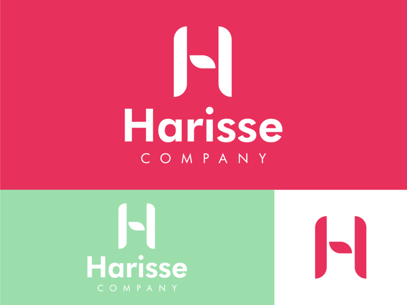 Harisse Company dribblers dribbler dribble shot dribbble best shot dribble dribbble logo design logodesign brand design logo branding concept branding typography illustrator design vector