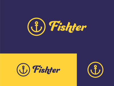 Fishter creative concept design concept art concept colors color branding design brand design brand identity brand branding concept logodesign branding logo dribble dribbble typography illustrator vector design