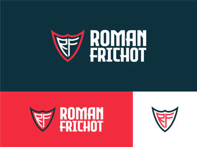 Roman Frichot color palette color brand identity graphic design dribbble best shot