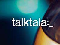 talktala:_ logo