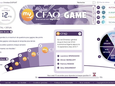 My CFAO Game technologies industries eurapharma automotive cards gifts points login web design full flash actionscript win template questions cfao game digital design web design website