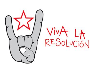 Viva La Resolución