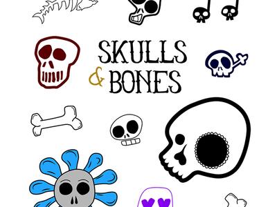 Skulls & Bones #01